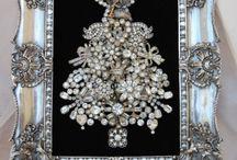 Vintage jewellery art