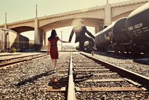 Engagement picture ideas / by Maria Del Valle