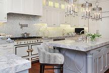 Gorgeous kitchens I want