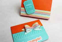 Tarjetas artesanales , Cardmaking
