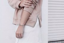 Nude and Neutrals / Pale nude and soft tones of pink will take centre stage for spring summer. Totally romantic, whimsical and feminine they will pair perfectly with everything already existing in your wardrobe!