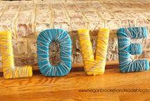 Arts/Crafts / by Hannah Omar-Bulman