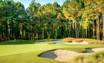 Golf on the Outer Banks / Golf courses are some of the best here in our coastal community / by Joe Lamb, Jr.