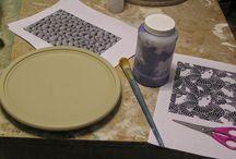 Ceramics! Inspiration!