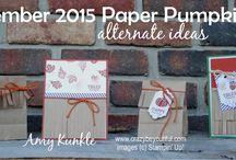 paper pumpkin - sept 2-15