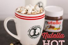 nutella obsession / by Brittany Cunningham