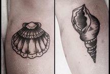 Tatuajes de concha