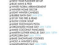 ----DIY~Monthly Inspiration----