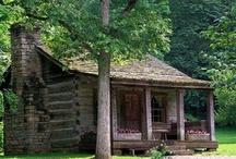 Casas estilo cabañas de madera