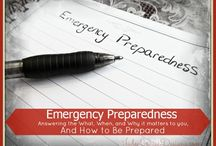 Emergency Preparedness / Emergency preparedness is important and there are some great preparedness tips featured on this board!