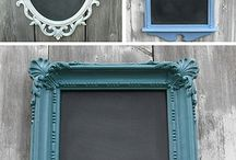DIY Decorating & Crafts / Chalkboard, crafts and more