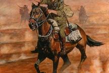 WW1 horses