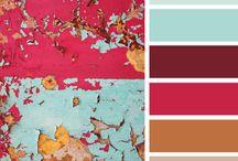 Colour combos/inspiration