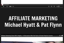 Increasing Conversions / How to increase click through rates, affiliate sales and more / by Pat Flynn