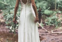 Robe mariée champetre