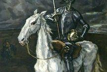 Don Quixote / Images  / by Margaret Miller