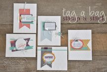 Cards | Stamp-a-Stack / by Gail Peters