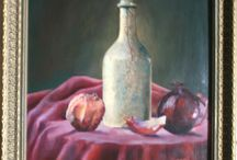 Oils—My Originals / These are my oil paintings I am very proud of--some owned by collectors and others for sale. I am so happy I was juried into Oil Painters of America as one of their members this year. Most of the portraits I paint, I paint in oils. You can like me on facebook and see more as they emerge, https://www.facebook.com/JoannaAMcKethanAuthor?ref=br_tf