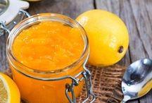 zavařeniny a marmelády