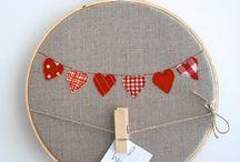 DIY - Embroidery Hoop / Himzőkeret