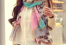 Scarves♥