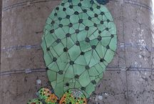 Flora and Fauna Mosaics / by Jane Barcelo
