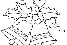desenhos para colorir ou artesanato