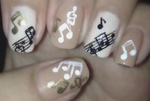Nail art I love!  / by Toni Rullo Moore