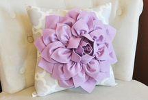 pillows / by Gwen Jones