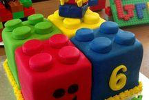 lego cake cupcake