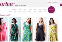 How To Look Like A Frockstar™ / Looking for the best dress for your body type? See how Karina Dresses look on everyBODY here. / by Karina Dresses™