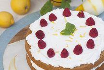 Tartas y Pasteles / Recetas de tartas y pasteles