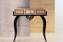 Tiffany Collection. Rozzoni Mobili d'Arte. Made in italy. Design Statilio Ubiali
