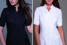 Estheticians Uniforms / Look Good in StyleMonarchy Uniforms!
