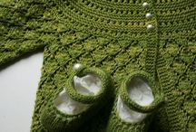 Knitting - Örgü