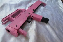 "Fmg9 ""PINK"" / pink coloured fmg9"