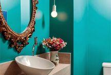 Casa dos sonhos / Inspirações para decorar cada cômodo do seu lar.