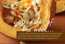 KALAHARI: Ingredient of the Week / Kalahari Lifestyle