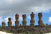 Rapa Nui / Rapa Nui, Isla de Pascua, Easter Island