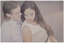 Longwood Gardens engagement session | Angela and Ryan