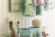 Mason Jar ideas / by Dawn Brown