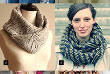 Knitting/Crochet: Scarves/Cowls