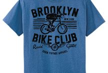 Mens Retro Apparel / Men's retro and vintage style motocross, bmx, vmx, trials and motorcycle t-shirts