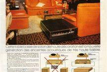 Publicités Hi-Fi vintage