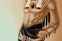 egyiptomi Istenek