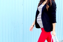 Stylish pregnancy