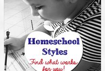 Homeschooling Ideas-FSM / by Linda @ Food Storage Moms