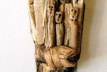 - Wooden -