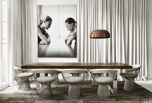LIVING . DINING  | Design