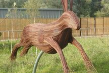 Wooden Carvings & Animal Sculptures / Memorable, elegant, and pleasing to the eye, wooden carvings and animal sculptures are a joy in many locations. Here is a collection of them: http://www.thewilddeckcompany.co.uk/product-portfolio/wooden-sculptures/